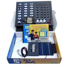 Zestaw edukacyjny El-Go edu1+Solar