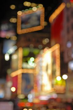 Times Square no. Photo Art, Times Square, Lights, Lighting, Rope Lighting, Candles, Lanterns, Lamps, String Lights
