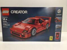 NEW NIB LEGO Creator 10248 Ferrari F40 NISB Factory Sealed FAST PRIORITY SHIP
