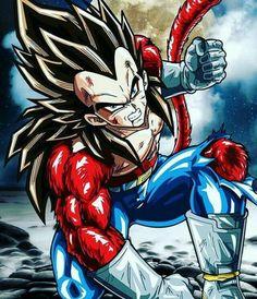 Esse Vegeta é fod* Saga Dragon Ball, Dragon Ball Z Shirt, Dragon Z, Otaku Anime, Z Warriors, Epic Characters, Z Arts, Fanarts Anime, Illustrations