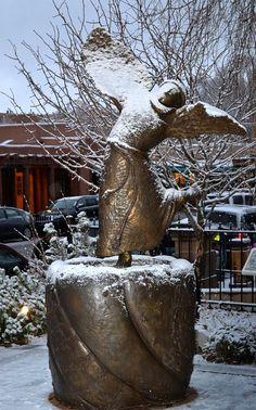 Santa Fe in December