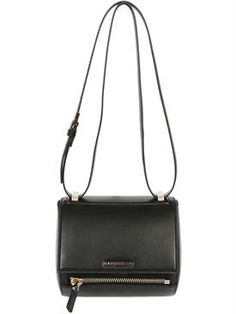 3f916444f2c givenchy - women - shoulder bags - mini pandora box textured leather bag  Leather Shoulder Bag