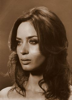 Emily Blunt - she will forever be Emily from The Devil Wears Prada to me