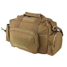 Range Bag Small - Tan