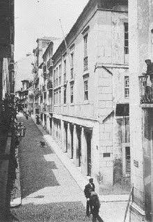 Rua do Diário de Notícias, sem data