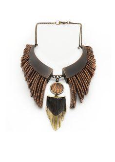 sharp necklace, Galy Shwartz