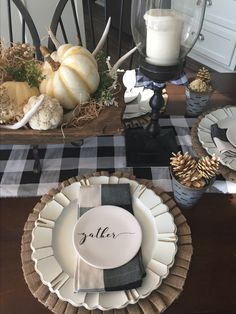 In this post I give several tips and ideas for creating a beautiful table with fall accents. How to set a pretty table for thanksgiving Fall tablescape fall table ideas thanksgiving table ideas ideas for a great thanksgiving table setting fall dining room