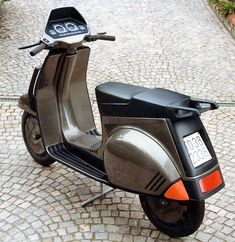 Undesirable scooters, post 'em up here! Lambretta Scooter, Vespa Scooters, Vespa Excel, Scooter Garage, Motorcycle Design, Mini Bike, Motorbikes, Respect, 3d Printing