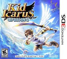 Kid Icarus Uprising! The game I have been awaiting for over 2 years now.