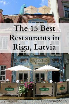 With skilled chefs, vibrant flavors, and presentation with panache, Latvia's culinary scene sets a high standard. Indulge at the best restaurants in Riga. European Destination, European Travel, Helsinki, Baltic Sea Cruise, Road Trip, Riga Latvia, Europe Travel Tips, Places To Travel, Travel Tips