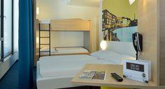 Familienzimmer im B&B Hotel Münster-Hafen