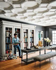 Step Inside Berkus ad Brent's Gorgeous LA Home Photos | Architectural Digest
