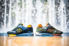 """New Balance 577 """"Mac Pack"""" in store this week."""