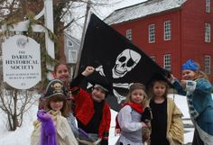 Pirates of the Long island Sound