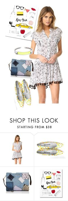 """""""dress"""" by masayuki4499 ❤ liked on Polyvore featuring Poupette St Barth, Versani, Marc Jacobs and Alexis Bittar"""