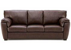 Antonia - Palliser Leather Sofa