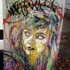 Amazing1: Straßenkunst in Berlin Kreuzberg-Friedrichshain