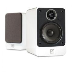 Q Acoustics 2010i Speakers (White)