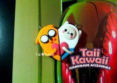 Taii Kawaii: Juego de collares Finn Jake - Kichink