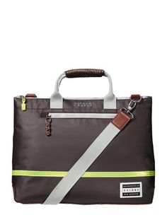 Badwater Run Messenger Bag by Rule #5 at Gilt