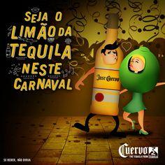 Post para Facebook #Cuervo #Carnaval