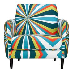 Parlour Bold Chair :: CB2 - MAIYA - MY ADVENTURE IS YOUR ADVANTAGE :: ART / DESIGN / FASHION / DECOR