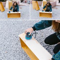 How to Wood Burn Furniture: Shou-Sugi-Ban