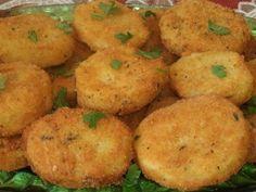 Imagem da receita Batata à milanesa