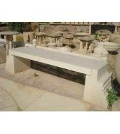 Outdoor Stone, Stone Bench, Outdoor Seating, Dining Bench, Entryway Tables, Garden, Furniture, Home Decor, Dining Room Bench