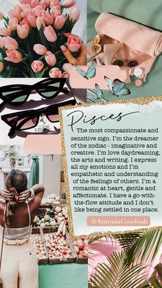 Pisces Astrology Wallpaper discovered by A N T O N I A ☆