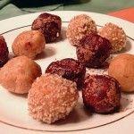Instant Peanut Butter Fudge Truffles - George Stella -  LC Foods Community