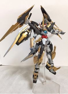 GUNDAM GUY: 1/144 Gunpla Kitbash - Custom Build Gundam Exia, Gundam Astray, Gundam Art, Dark Matter, Strike Gundam, Gundam Wallpapers, Gundam Mobile Suit, Gundam Custom Build, Cool Robots