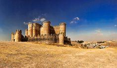 Cuenca province (Castilla-La Mancha) - Belmonte Castle