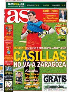 Los Titulares y Portadas de Noticias Destacadas Españolas del 30 de Marzo de 2013 del Diario ABC ¿Que le parecio esta Portada de este Diario Español?
