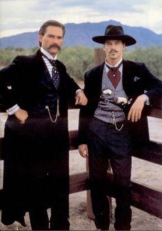 Tombstone....Kurt Russel, Val Kilmer