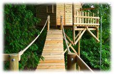 Bridges for Tree Houses – Tree House Accessories