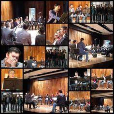 Gracias por disfrutar con nosotros la música a capella #EKHOSBritánicos #CoroAlphaNova del #IPN #CapellaNova #Cultura
