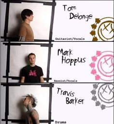 It's going to be hard listening to them without Tom but mark and Travis are awesome!