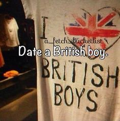 25 things about dating a british guy