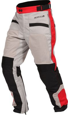 902bad69a830c Buffalo Coolflow ST Motorcycle Trousers Stone now available from playwell  bikers, visit our site to view our full range Textile Motorbike Trousers  today.