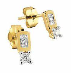 Paletti Jewelry - Amelie (diamond earrings, K120-400KK) Diamond Jewellery, Diamond Rings, Amelie, Cufflinks, Pendants, Earrings, Accessories, Jewelry, Ear Rings