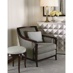 Superb Baker Furniture : Modern Lounge Chair   830 37 : Barbara Barry : Browse  Products