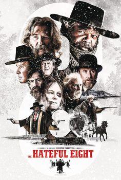 Quentin Tarantino's The Hateful Eight.