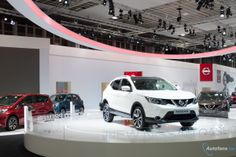 Live in Brussel 2014: Nissan Qashqai