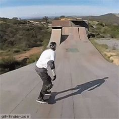 Amazing skateboard jump, and equally amazing camera work