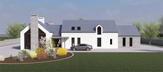 Modern House Floor Plans Nz Zionstar Find The Best Images – Modern farmhouse plans Modern House Floor Plans, Modern Bungalow House, Farmhouse Floor Plans, Bungalow Exterior, Bungalow House Plans, Cottage Exterior, Modern Cottage, Cottage House Plans, Bungalow Ideas