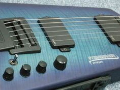 Steinberger Synapse ST-2FPA TranScale Custom | 11jt