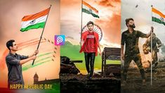 26 January Happy Republic Day 2020 HD Background Download