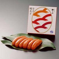 辛子明太子 やまや  This is my favourite food :)