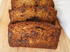 Get Chocolate Hazelnut Banana Bread Recipe from Food Network